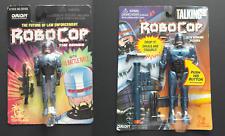 1993 & 95 Vintage Robocop Electronic Action Figures