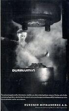 Dürener Metallwerke A.G. Berlin Borsigwalde Duralumin Historische Annonce v.1940