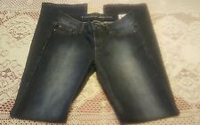 I JEANS BY BUFFALO, LANDIS BOOTCUT SIZE (6), 28 X 33, EXCELLENT CONDITION