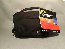 NEW LOWEPRO Cirrus 110 Digital Video Compact Camera Shoulder Black Bag