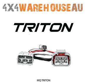 Mitsubishi MQ Triton High Beam Piggy Back Adapter TRITON-PIGGY-MQ