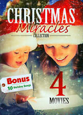 4 Movie: Christmas Miracles Collection w DVD