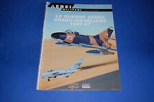 Osprey Del Prado LE GUERRE AEREE ARABO-ISRAELIANE 1947-67 Aerei Militari n. 48