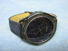 Larger GUESS Water Resistant Gemmed Watch w/ New Battery