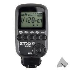 Godox XT32C 2.4G Wireless Flash Trigger 1/8000s for Canon 1D 5D III 7D 650D 60D