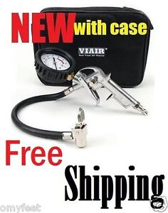 Viair Tire Inflation Gun With Case part # 00041 Air Pressure tire Inflator