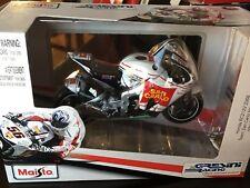 MAISTO 1:18 SHINYA NAKANO #56 2008 SAN CARLO HONDA GRESINI RC212V MOTO GP