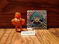 Keshi Surprise! She-Ra Power Princess Mini-Figure Frosta Orange