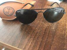 Ray Ban Sunglasses aviator nero
