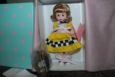 TAXI  8'' Madame Alexander Doll, New