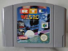 N64 Spiel - RTL WLS 2000 World League Soccer (PAL) (Modul)