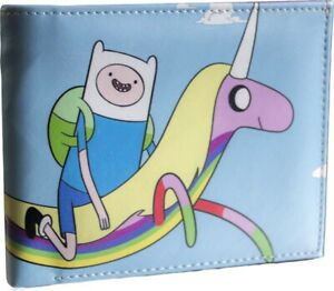 ADVENTURE TIME - Lady Rainicorn Wallet 22cm x 10cm (Ikon Collectables) #NEW