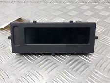 Afficheur multifonction horloge radio - Renault Clio 3 III : 280340018R - AFF A3