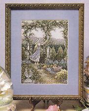Lovely Teresa Wentzler IN A GARDEN Cross Stitch Pattern