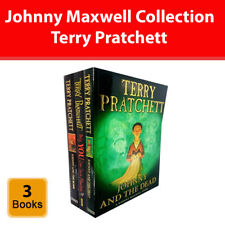 Johnny Maxwell collection Terry Pratchett 3 books set Johnny and the Bomb NEW