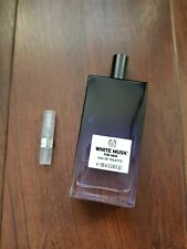 The Body Shop White Musk For Men EDT 5ml Refillable Spray 🔥