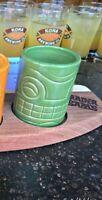 New Disney Parks Trader Sams Green Shot Glass