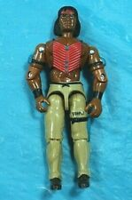 Lanard 1986 Corps Tracker Tom Action Figure.
