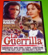 LA GUERRILLA - Francisco Rabal - Rafael Gil 1972 - Precintada