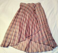 H&M pleated skirt size 18
