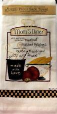 Flour Sack Towel - Let's Cook #R6283 - Kay Dee Designs