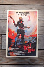 Mad Max Lobby Card Movie Poster Mel Gibson