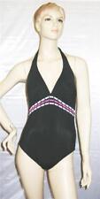 INC 1 PC Swimsuit Swimwear Black/Pink/White Sz 6 NWT