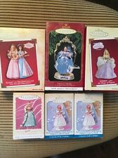 HALLMARK BARBIE AND THE MAGIC OF PEGASUS,The Princess & The Pauper, Rapunzel Lot