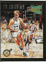 1994 Heroes of the Game Magazine 4B Larry Bird Cover Heroes Championship Series