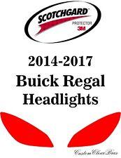 3M Scotchgard Paint Protection Film Clear Kits 2014 2015 2016 2017 Buick Regal