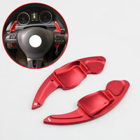 For VW Golf 6 R/GTI Polo GTI Gear Shift Level Paddle Steering Wheel Shifter Trim
