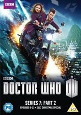 DOCTOR WHO - SERIES 7 PT2 NEW DVD