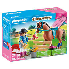 Playmobil Horse Farm Gift Set Building Set 70294 NEW IN STOCK