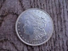 1921-P  **  UNCIRCULATED   MORGAN SILVER DOLLAR  1 DAY AUCTION