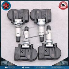 SET(4) TPMS FOR VOLVO S60 V60 XC60 TIRE PRESSURE MONITOR SENSORS 31341171