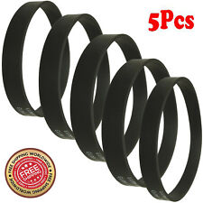 Pack of 5 - DRIVE BELTS  For Replacement YMH28950 Hoover Vacuum Cleaner Belts