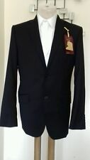 Black Sovereign Endurance Suit Jacket/Blazer By Ted Baker BNWT - 40 Long