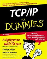 TCP/IP For Dummies (For Dummies (Computers))