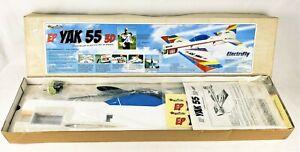 2004 Great Planes EP YAK 55 3D ARF 3D Aerobat with Motor, GPMA1190