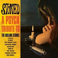 Stoned - A Psych Tribute To The Rolling Stones - Various Artists (NEW CD)