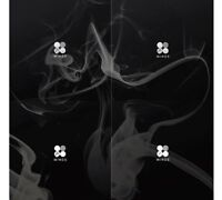 BTS WINGS 2nd Album Random Ver. CD+1p Card+96p PhotoBook KPOP Sealed