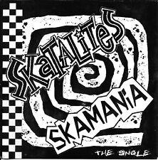 """Skatalites skamania Ska Skinhead Mod Reggae Dojo Records 7"""""""