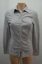 ZARA CHEMISIER .  GRIS TAILLE 36 T36 S   SHIRT CAMISA BLUSE BLOUSE / 1