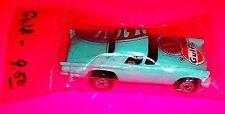 Hot Wheels GULF Gas Station Promo Blue Ford THUNDERBIRD Die Cast Car 1977 IN BAG