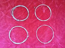 Juego de cuerdas para  bajo de 4 cuerdas