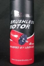 Leopard Brushless Inrunner 4550Kv 4-Pole for RC Boats and Large Scale Planes