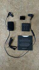 Plantronics Backbeat Go 2 Wireless Bluetooth Black Headset