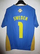 Maillot SUEDE n°1 SWEDEN Puma shirt Beach Ball M Foot Locker