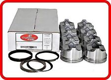 96-02 Chevy Truck/Tahoe/Suburban 350 5.7L V8 VORTEC  (8)Pistons & Moly Rings
