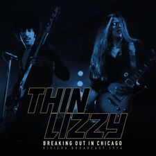Thin Lizzy - Breaking Out In Chicago: Riviera Broadcast 1976 - Double - PRESALE